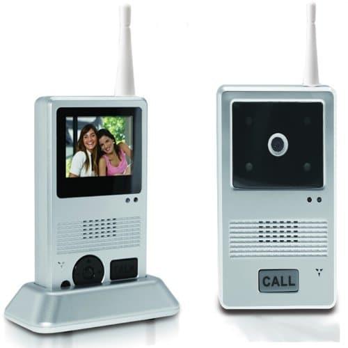 Visiophone sans fil mobile